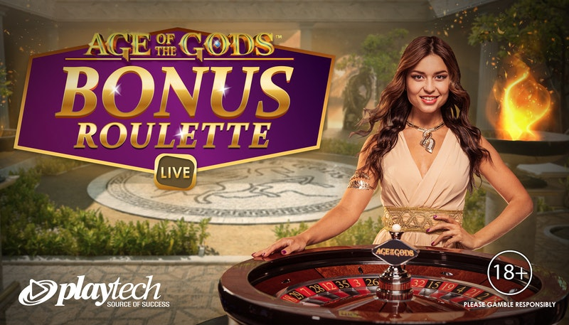 Live Casino games from Playtech