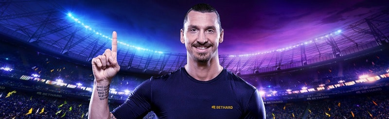 Zlatan Ibrahimovic loves Bethard