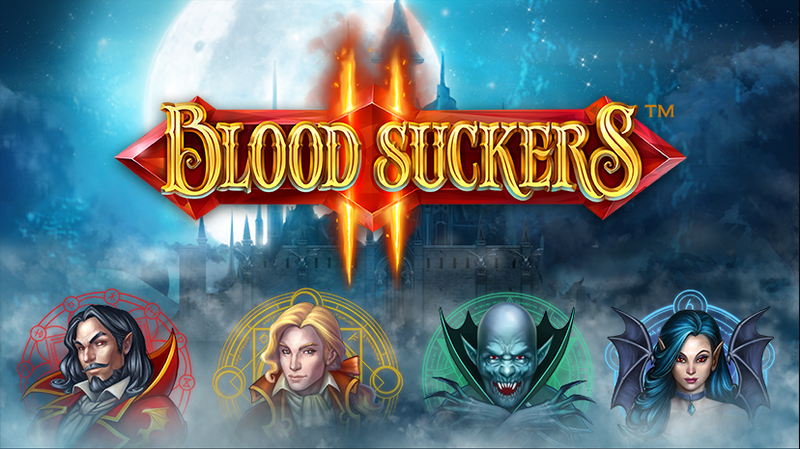 Play Blood Suckers by NetEnt