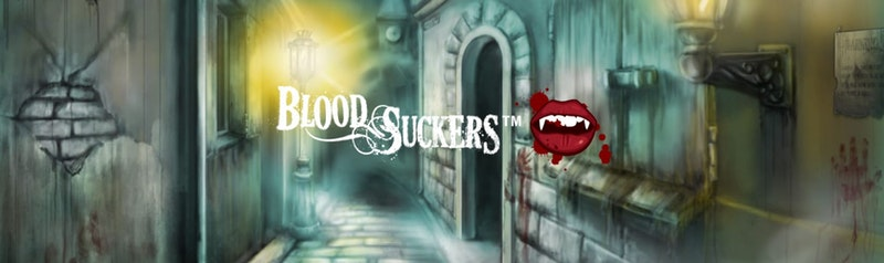 Try Blood Suckers by NetEnt