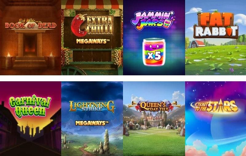 Casumo Casino - Slots