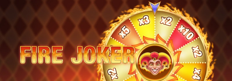 Play Fire Joker  from Play'n GO