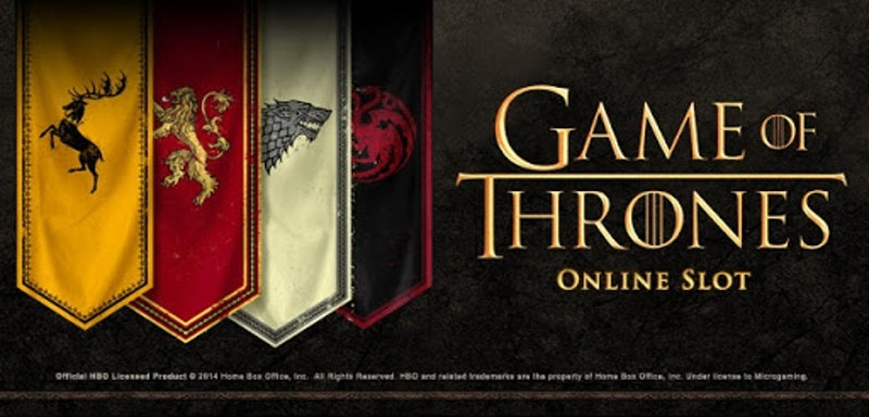 Play Game of Thrones from Microgaming