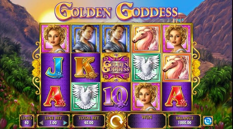 Try Golden Goddess from IGT