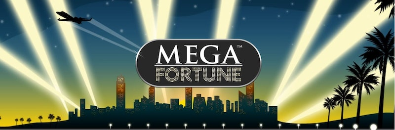 Play Mega Fortune from NetEnt