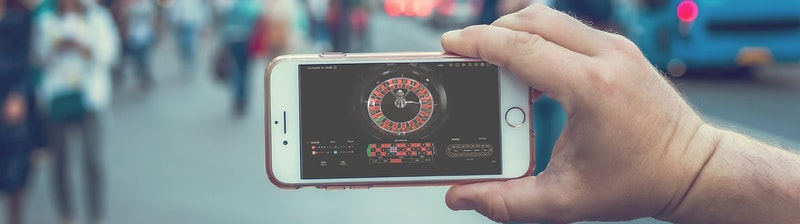 Play roulette in mobile casinos