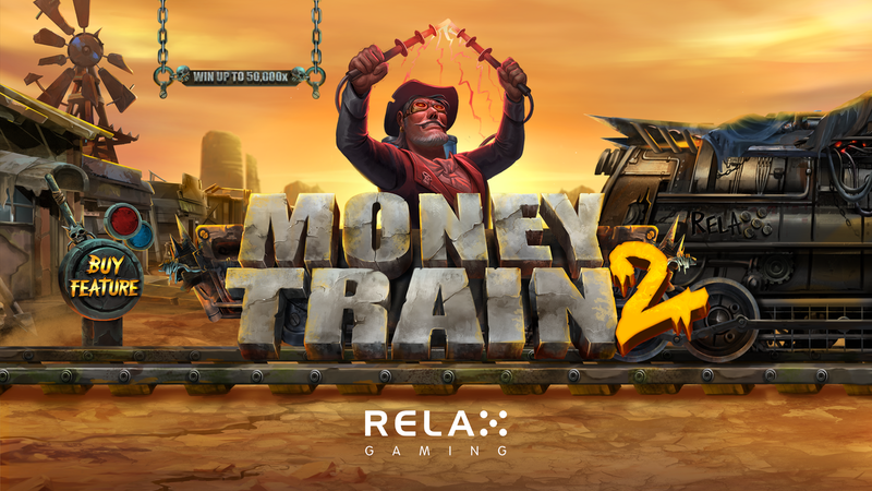 Play Money Train 2 from Relax Gaming
