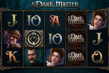 A Dark Matter Slot from Microgaming