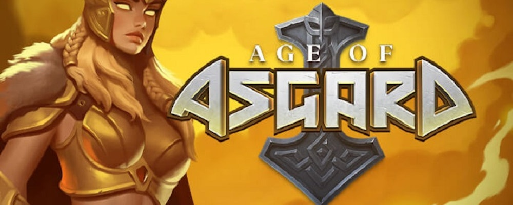 Age of Asgard Slot from Yggdrasil Gaming