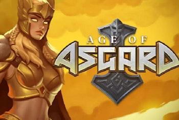 Age of Asgard Slot from Yggdrasil Gaming