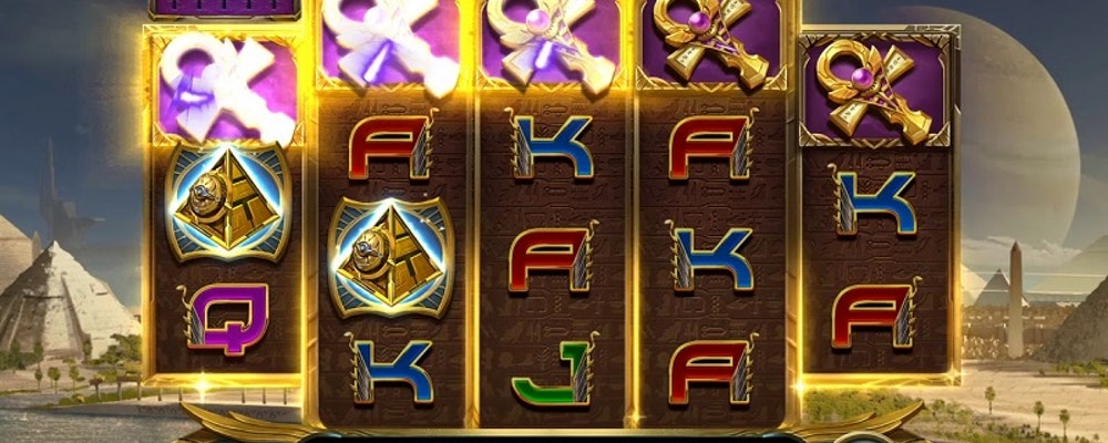 Ankh of Anubis Slot from Play'N GO