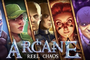 Arcane Reel Chaos from NetEnt