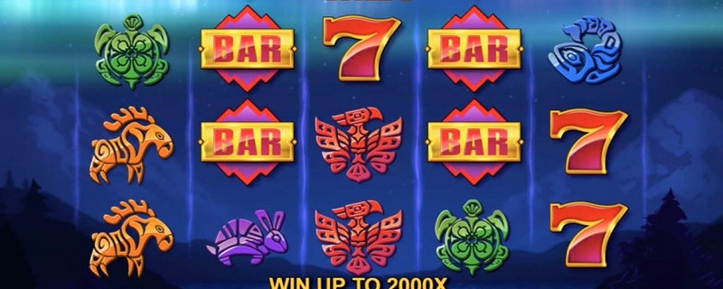 Aurora Wilds Slot from Microgaming
