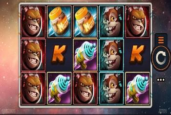 Banana Odyssey Slot from Microgaming