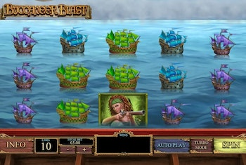Buccaneer Blast Slot from Playtech