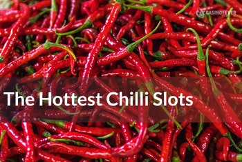 Hot Slots for National Chili Day