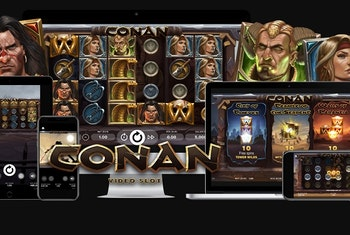 Conan The Barbarian Slot from NetEnt