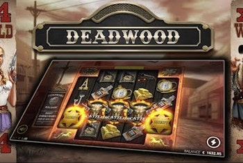 Deadwood Slot from Nolimit City