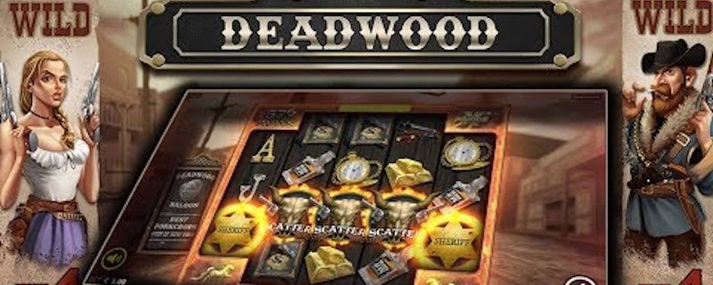 Deadwood Slot from Nolimit City