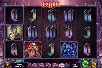 Demon Slot from Play'n GO