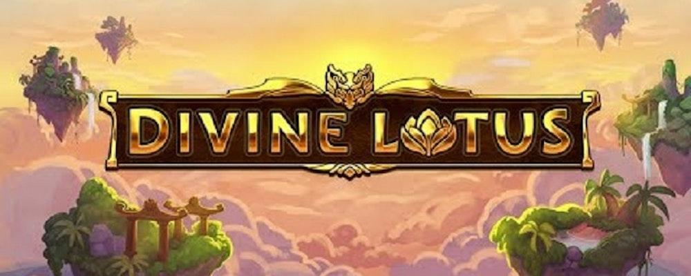 Divine Lotus Slot from Thunderkick