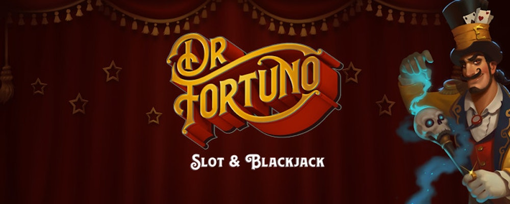 Mysterious Dr Fortuno appears in two new slots