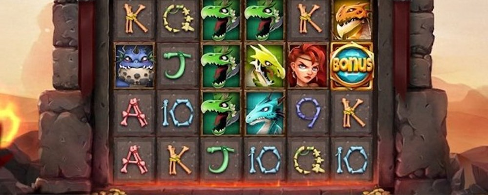 Dragon Tribe Slot from NoLimit City