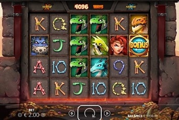 Dragon Tribe Slot from NoLimit City