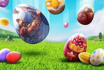 Maximize your Casino experience this Easter