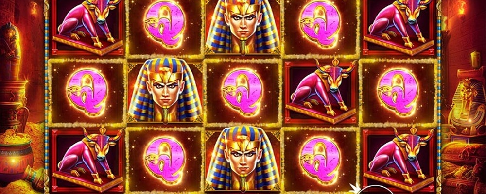 Egyptian Fortunes from Pragmatic Play