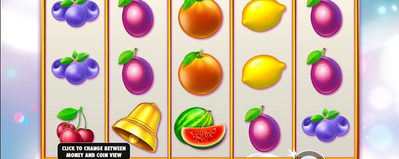 New fruity slot with multiplier free spins