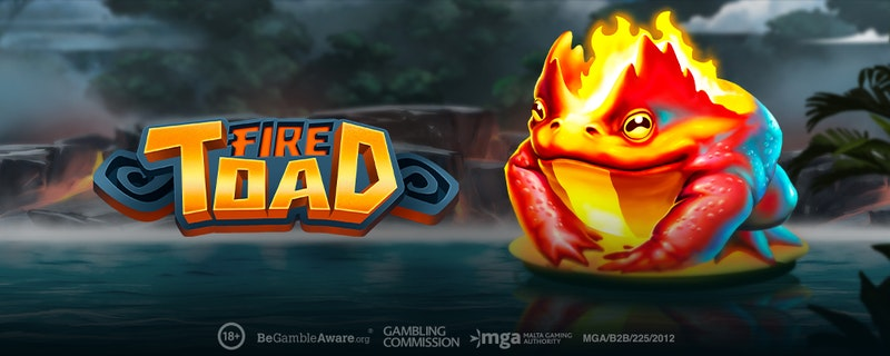 Fire Toad Slot Deserves to be Hot