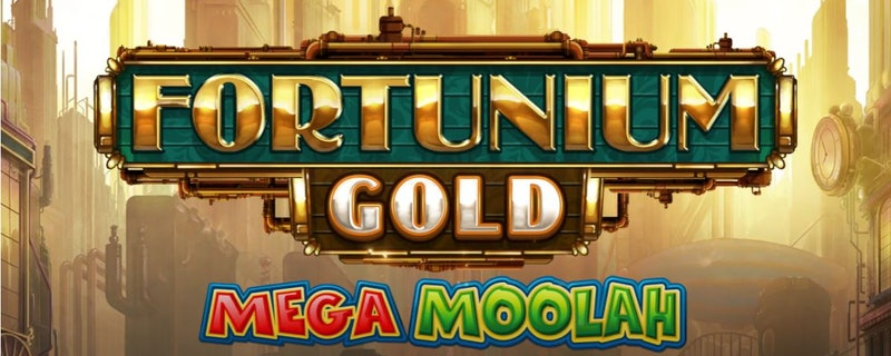 Fortunium Gold: Mega Moolah Game Goes Live