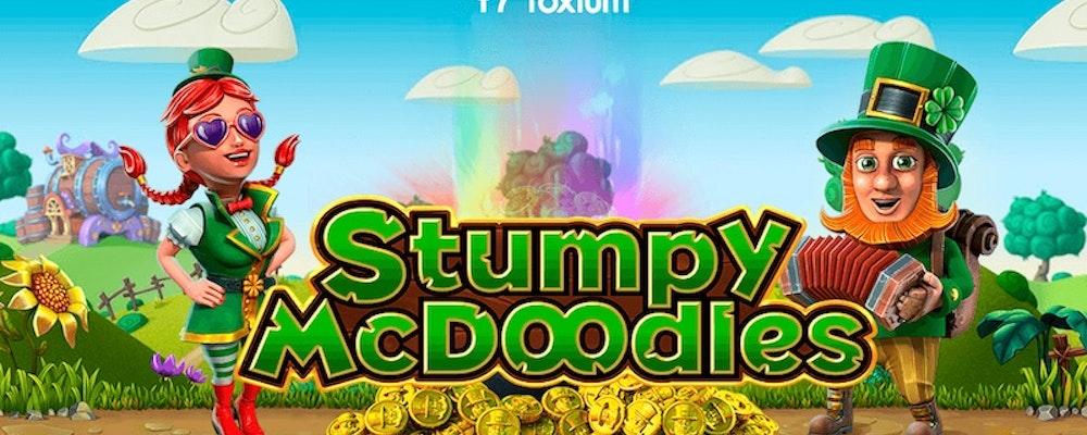 Stumpy McDoodles from Foxium