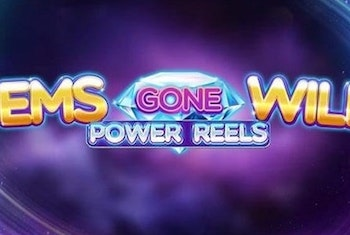 Gems Gone Wild Power Reels from Red Tiger Gaming