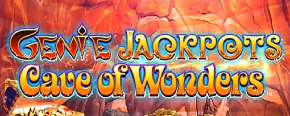 Genie Jackpots: Cave of Wonders from Blueprint Gaming