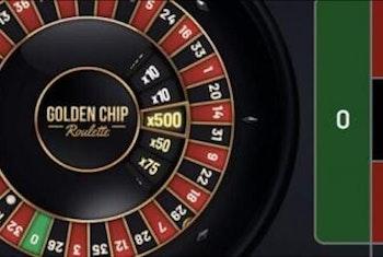 Golden Chip Roulette from Yggdrasil