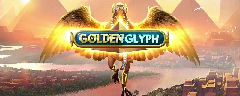 Golden Glyph Slot from Quickspin
