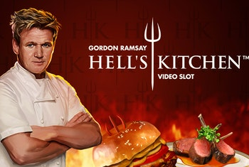 Enter Gordon Ramsay's Hell's Kitchen