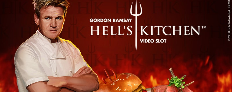 Enter Gordon Ramsay's Hell's Kitchen