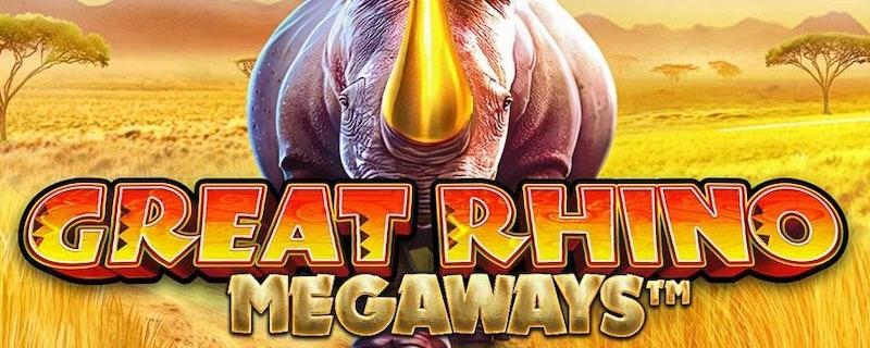 Great Rhino Megaways from Pragmatic Play