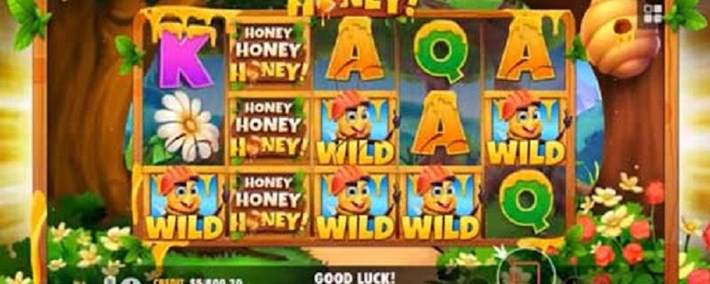 Honey Honey Honey from Pragmatic Play