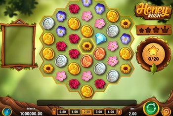 Honey Rush Slot from Play'n GO