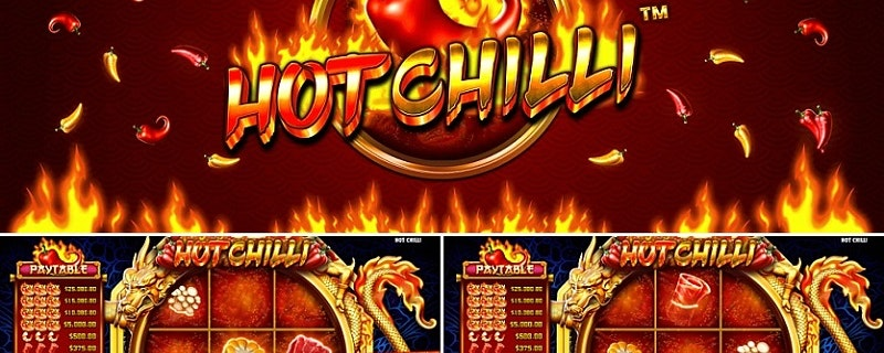 Hot Chilli Slot from Pragmatic Play