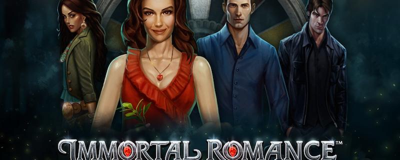 Get Your Fangs into Immortal Romance Mega Moolah