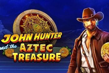 John Hunter and the Aztec Treasure from Pragmatic Play