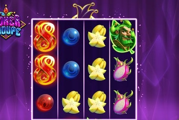 Joker Troupe Slot from Push Gaming