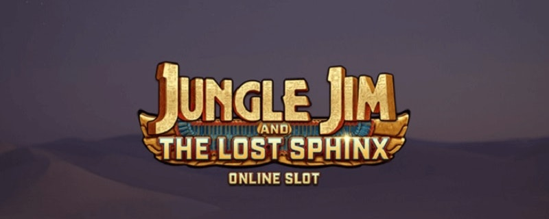 Jungle Jim and the Lost Sphinx from Microgaming