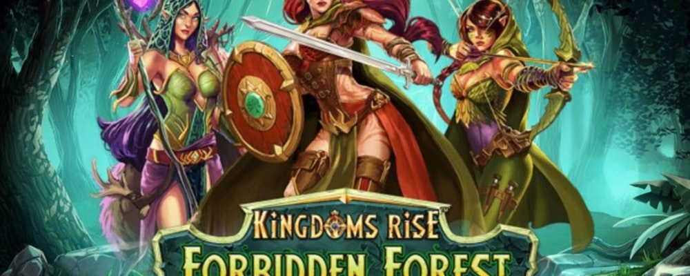 The Kingdoms Rise Suite With 3 Slots from Playtech