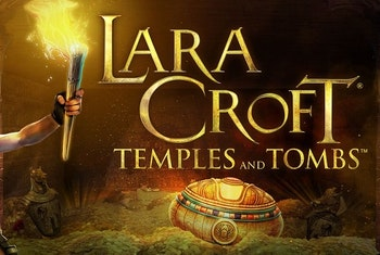 Lara Croft: Temples and Tombs from Microgaming